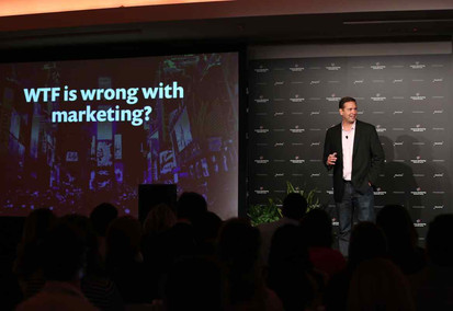 (VIDEO) Michael Brenner: Why I Bet My Career on Content Marketing
