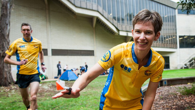 World's premier orienteering competitors converge on Canberra