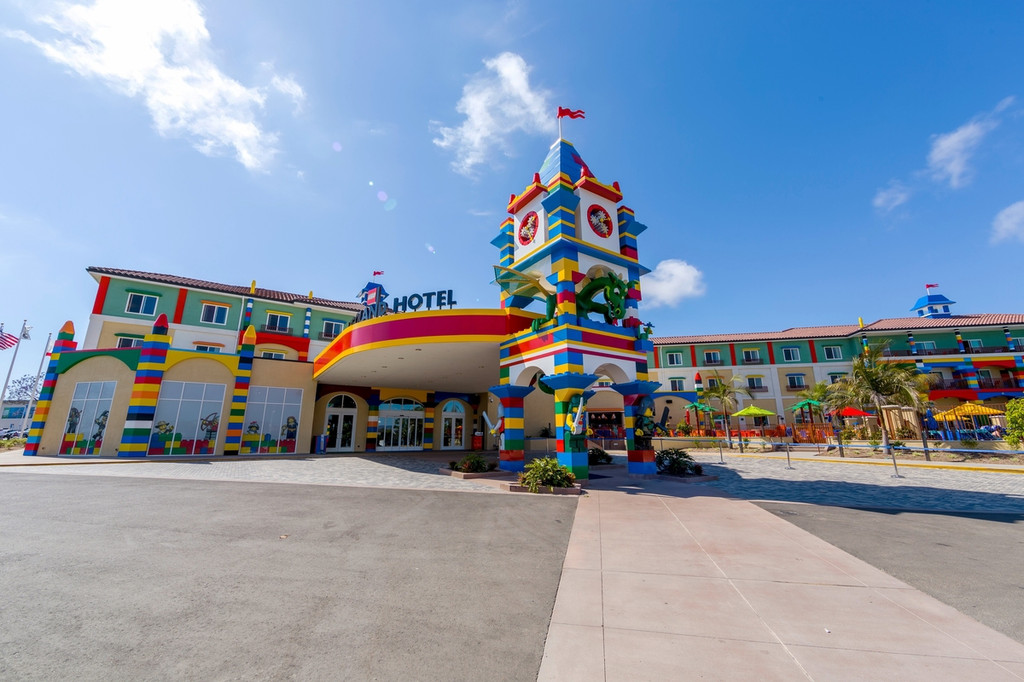 Legoland Hotel in Florida accepting bookings for next year
