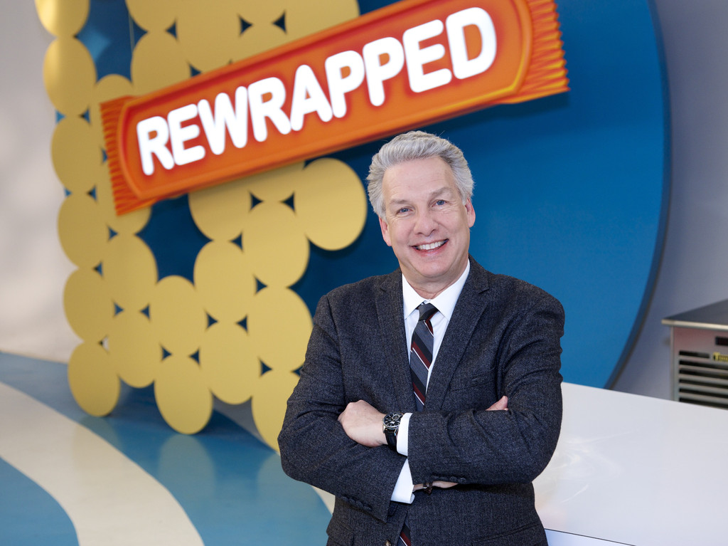 From 'Unwrapped' to new TV show 'Rewrapped'