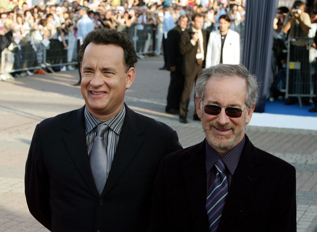 Steven Spielberg and Tom Hanks could reunite for Cold War feature