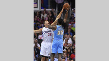 Kenneth Faried, Blake Griffin