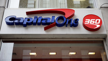 Capital One Financial's profit edges up