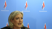 France's Le Pen fined 10,000 euros over