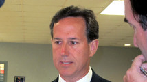 Santorum: Security a key issue leading up to 2016