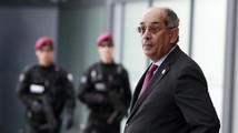Former Egyptian finance minister detained in France - report