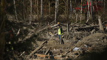 Death toll from Washington state mudslide rises to 37