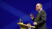 Scottish leader urges voters to put aside politics for independence