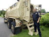 Police departments getting military's surplus
