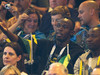 Bolt upset over report he criticized Glasgow Games
