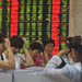 China stocks edge down as intervention brings some stability