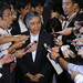 BOJ's Kuroda says stable yen key for Japan businesses