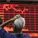 China stocks fall at market open