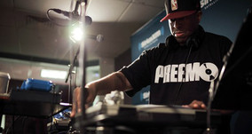 DJ Premier's Three For Three: Three Favorite Studio Sessions In Three Cities