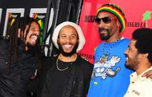 Bob Marley & The Marley Family