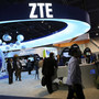 China's ZTE first-quarter profit triples; meets estimate