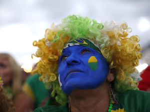The day is here! Brazil celebrates World Cup final