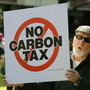 Blow for Australia government as carbon tax repeal fails