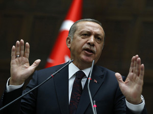 Turkish ruling party wants Erdogan presidential bid: officials