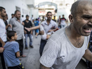 UN rights chief condemns Israel and Hamas