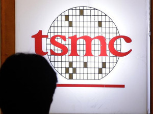 Taiwan's TSMC books eighth straight quarterly profit growth