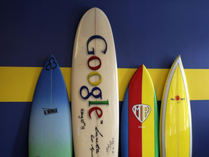 Google, IBM results raise questions about other tech-sector companies