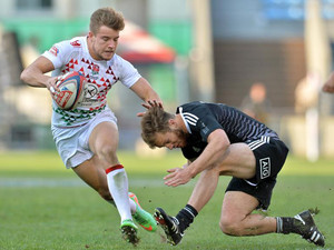 Amor unveils England Sevens team for Glasgow