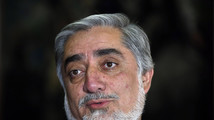 Abdullah widens lead in Afghan presidential vote