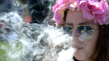 Marijuana fans pack 4/20 events in Colorado, Washington state