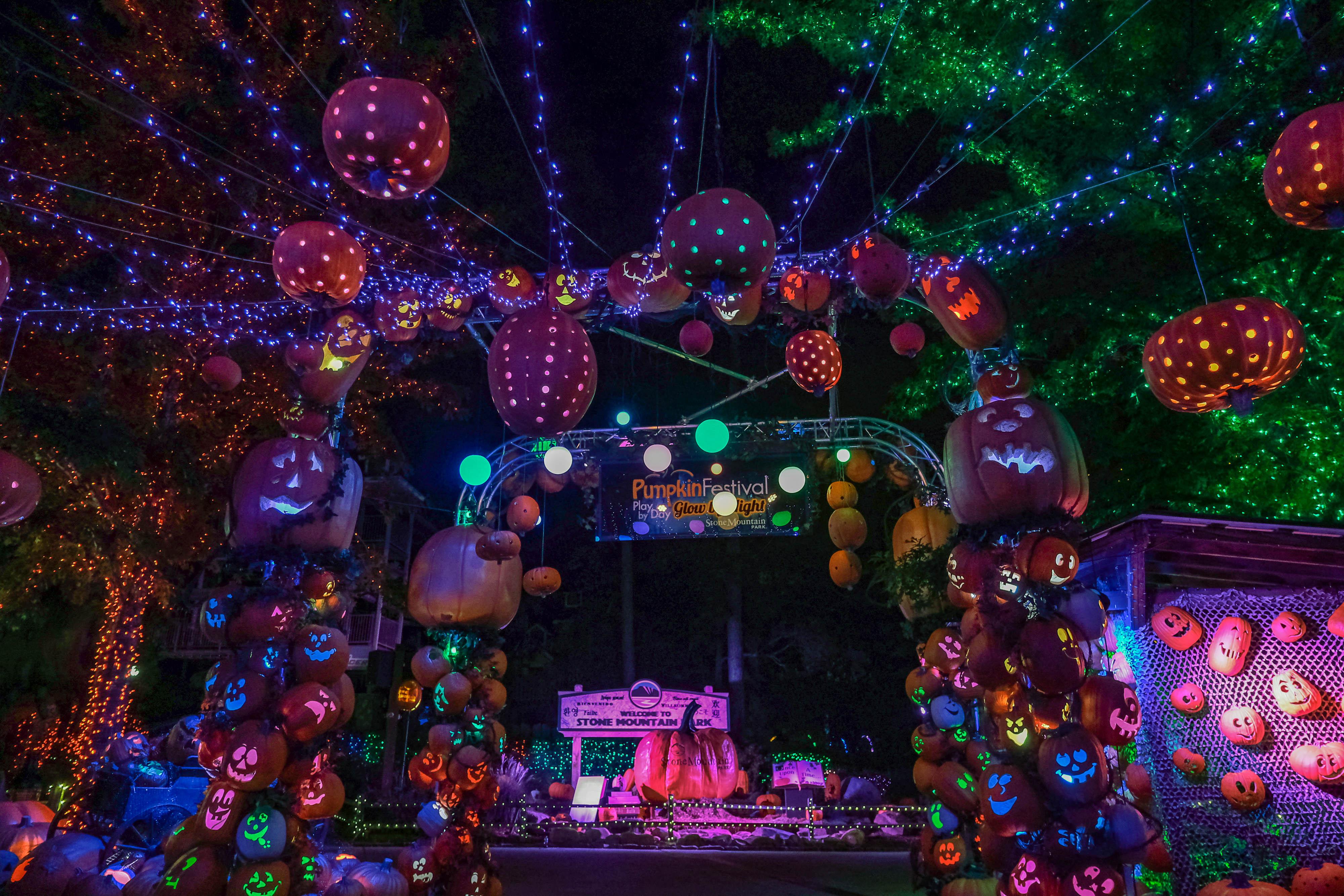 Stone Mountain Pumpkin Festival - Madeline Mulkey (SMP Marketing)