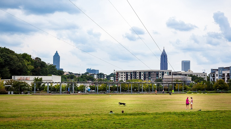 Historic Fourth Ward Park - Atlanta Beltline