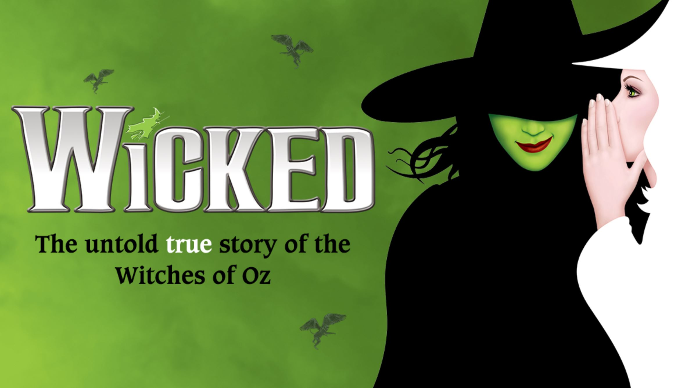 Broadway hit, Wicked - Things to Do for Couples in Atlanta