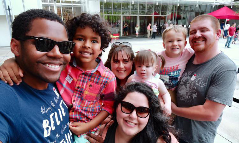 Family Fun Days bring new meaning to Sunday Funday at The Woodruff Arts Center.