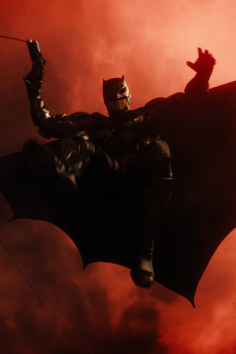 Justice League – Casting Batman