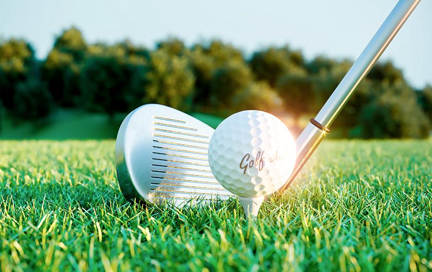 メインビジュアル : 5Gは地方創生の起爆剤となるか?新たなゴルフ体験の実証試験に成功