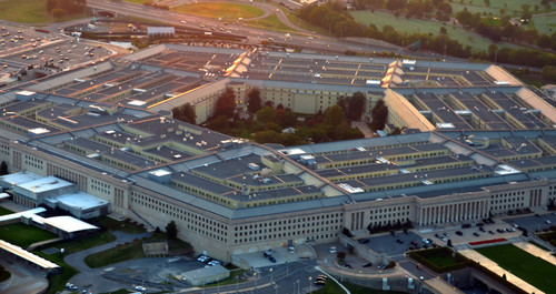 Pentagon Warns Employees Not To Stream NCAA Tournament