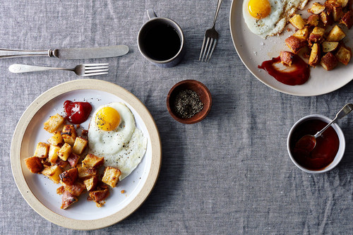Better-Than-a-Restaurant Home Fries (& They're Baked—Not Fried)