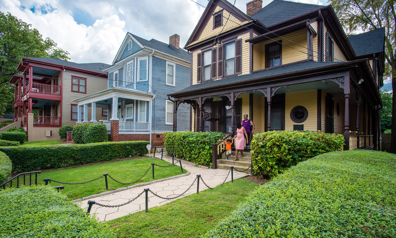 If you've never visited the birth home of Dr. King, this is the year to do it. (James Duckworth)