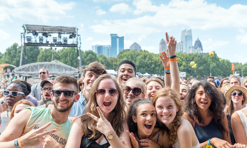 Music Midtown is one of Atlanta's mainstays for all ages. (Gene Phillips, AtlantaPhotos.com)