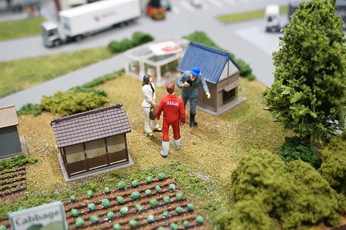 メインビジュアル : アグロ・イノベーション 2014 富士通ブースレポート