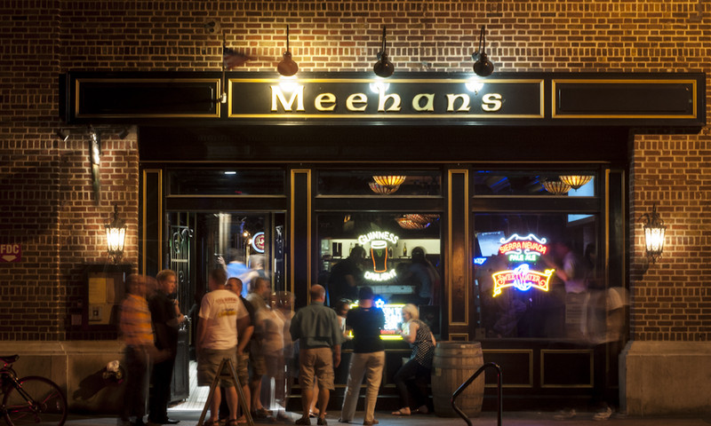 Meehan S Serves Up Irish Fare Along With Sports Cristy Lee Photo