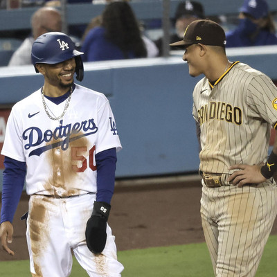 Dodgers-Padres Rivalry Is 'Great for the Game of Baseball'