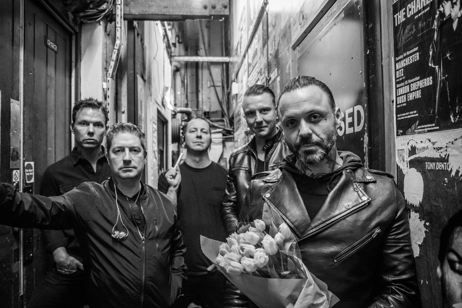 Blue October Frontman Justin Furstenfeld on Control, Gratitude and Independence