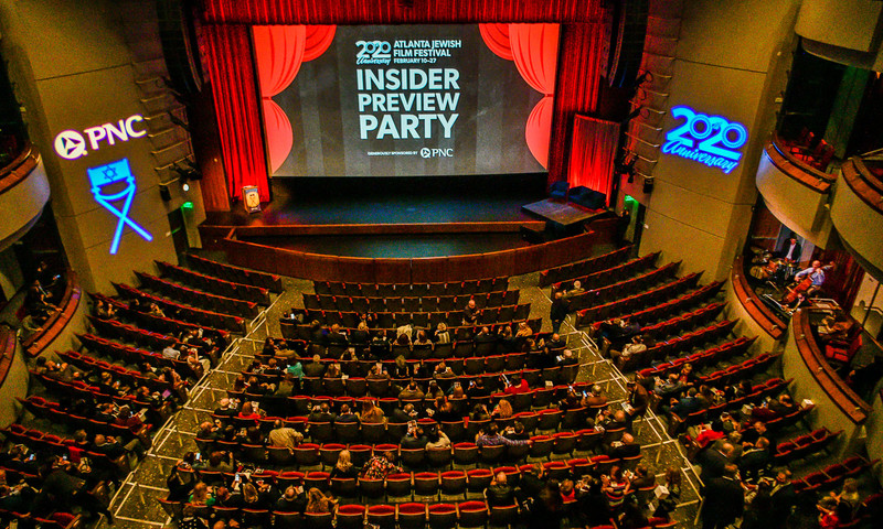 Get your tickets for the Atlanta Jewish Film Festival. (📷 Greg Comstock)