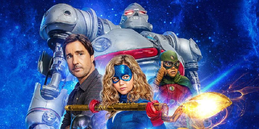 'Stargirl' Showrunner Geoff Johns Shares The Hidden Story Behind DC's Newest TV Heroine