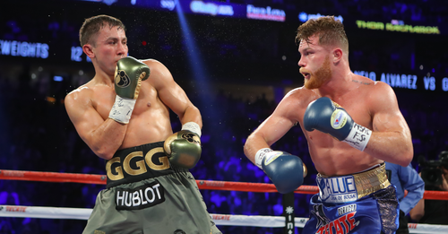Canelo and Triple G's Greatest Hits