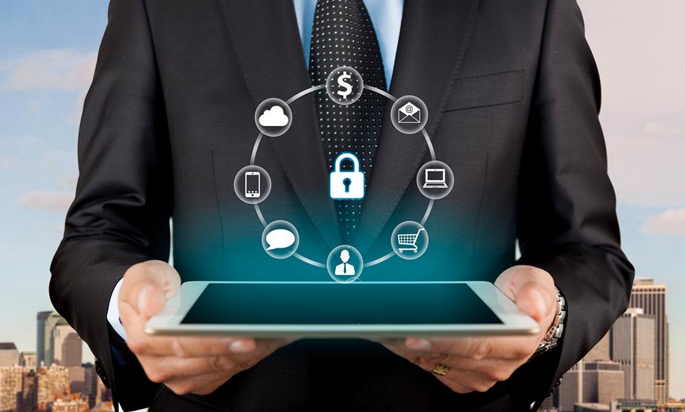"""メインビジュアル : 共創事例から学ぶ、データを守りビジネスを加速する""""セキュリティの鍵""""とは"""