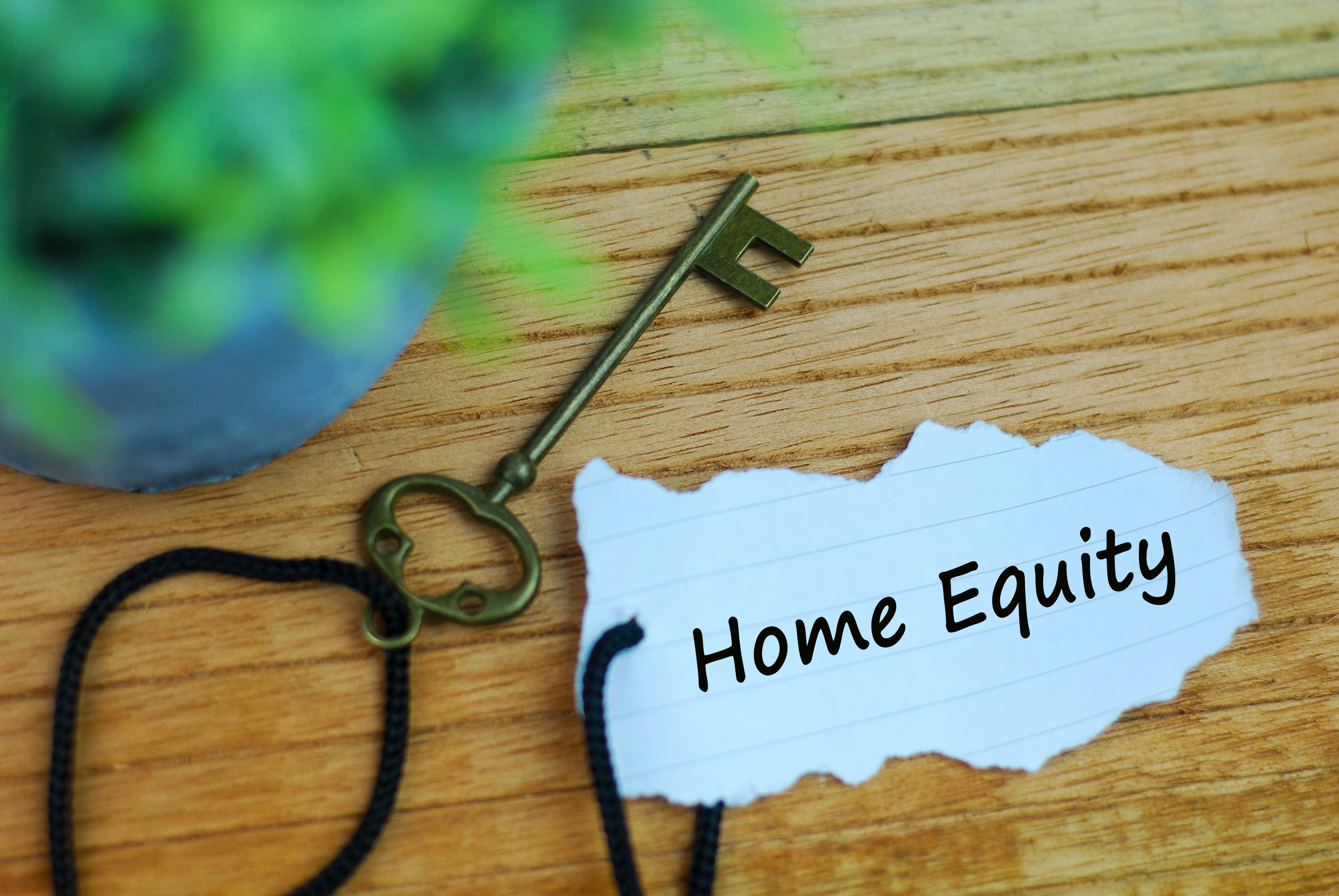 Make all your debt tax deductible with a home equity loan & write it off!