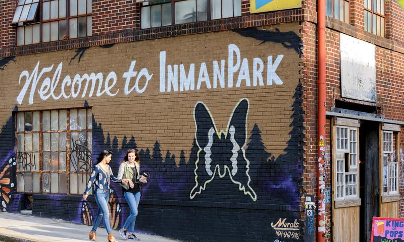 Inman Park Restaurant Week means delicious eats from 15 local restaurants. (Gene Phillips, AtlantaPhotos.com)