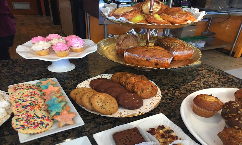 Soho Bakery and Cafe has so many goodies it's tough to choose.
